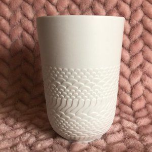Kaiser West Germany Bisque Vase